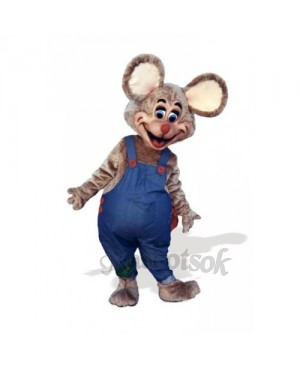Country Mouse Mascot Costume