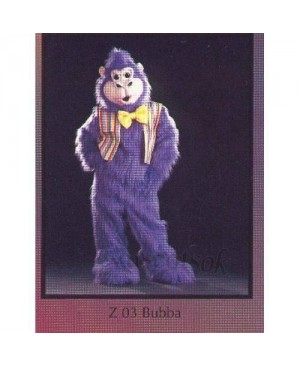 Bubba Gorilla Monkey Mascot Costume