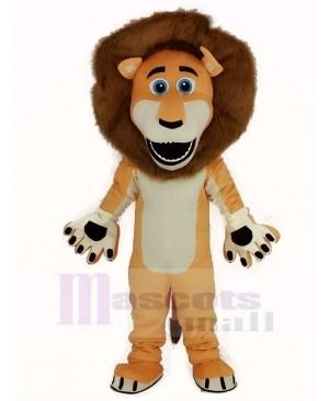 Madagascar Lion Mascot Costume Animal