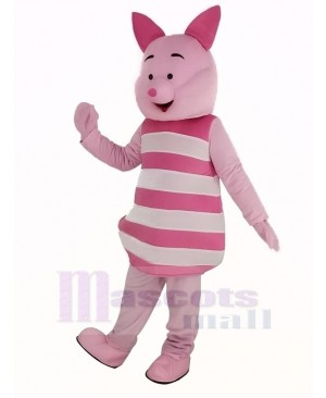 Little Pink Pig Mascot Costume