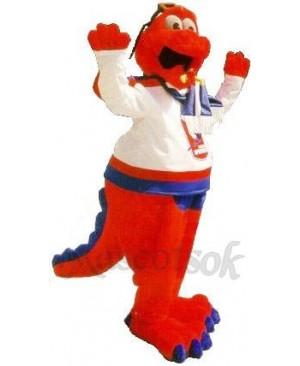 Spitfire Custom Hockey Mascots