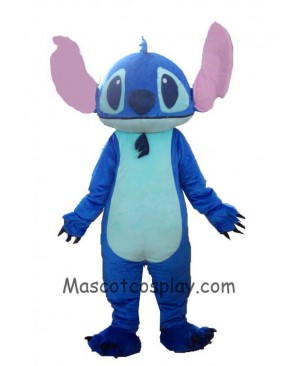 High Quality Lilo&Stitch Mascot Costume Stitch Cartoon Character Party Costume Fancy Dress