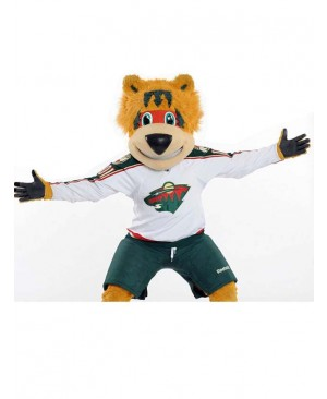 Nordy of Minnesota Wild Mascot Costume