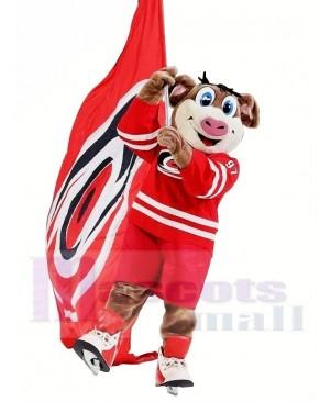 Carolina Hurricanes Stormy Mascot Costume