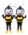 ONLY ONE White Face Yellow Bee Mascot Costumes Insect