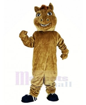 Sport Horse Mascot Costume Animal