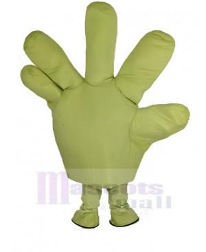 Walking Hand Mascot Costume Cartoon