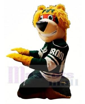 Minnesota Wild Nordy Madagascar Alex Mascot Costume